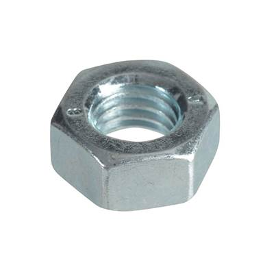 Forgefix Hexagonal Nuts & Washers, Zinc Plated, Forge Pack