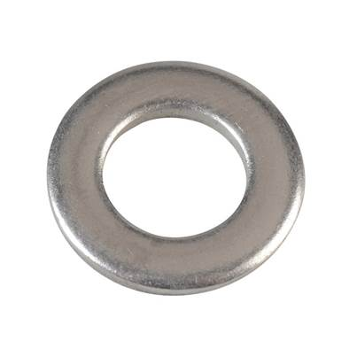 ForgeFix Flat Washers, A2 Stainless Steel