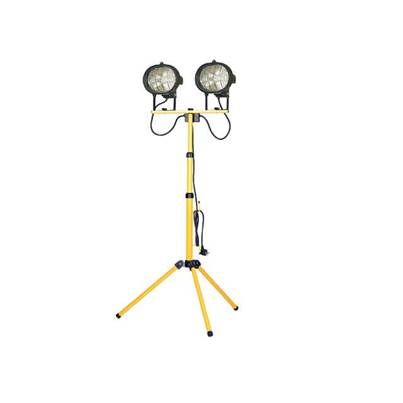 Faithfull Power Plus Twin Tripod Site Lights