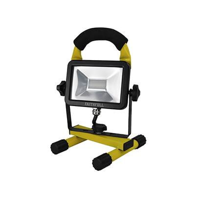 Faithfull Power Plus SMD LED Pod Site Floodlight