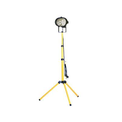 Faithfull Power Plus Single Tripod Site Lights