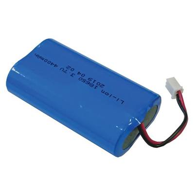Faithfull Power Plus Replacement Battery 3.7V 4400mAh for FPPSLLEDPOD2