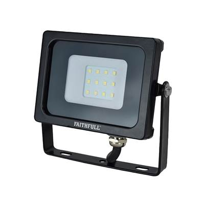 Faithfull Power Plus SMD LED Wall Mounted Floodlight