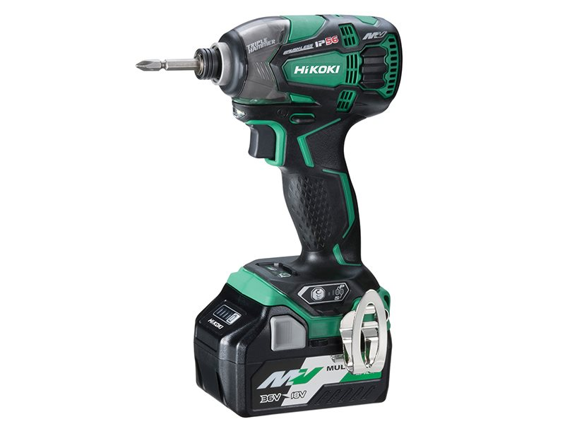WH36DB Multivolt Brushless Impact Driver