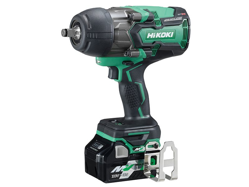 WR36DB 1/2in Multivolt Impact Wrench