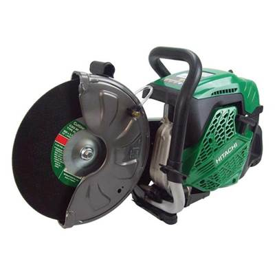 Hitachi CM75EAP 305mm 2-Stroke Petrol Disc Cutter 75cc
