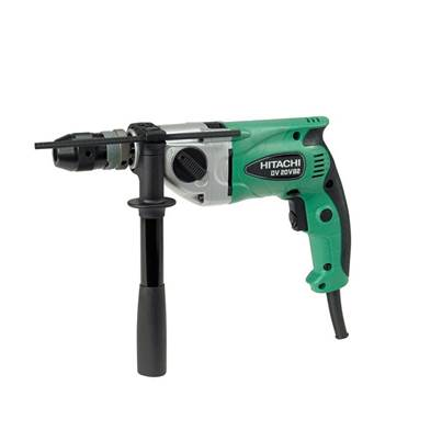 Hitachi DV20VB2L 13mm Keyless Rotary Impact Drill 790W 110V