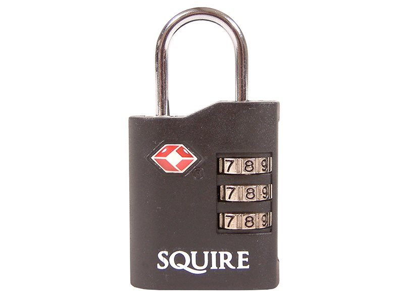 TSA Approved Recodable Combination Padlock 35mm