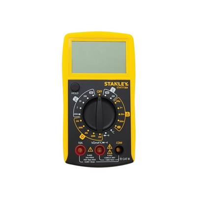 Stanley Intelli Tools AC/DC Digital Multi-Meter