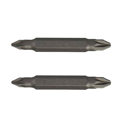 IRWIN Pozi Double Ended Screwdriver Bits