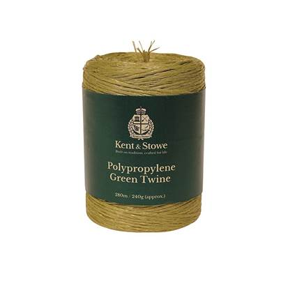 Kent & Stowe Poly Green Twine 280m (240g)
