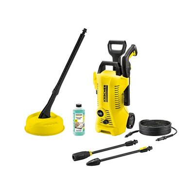 Karcher K2 Full Control Home Pressure Washer 110 bar 240V
