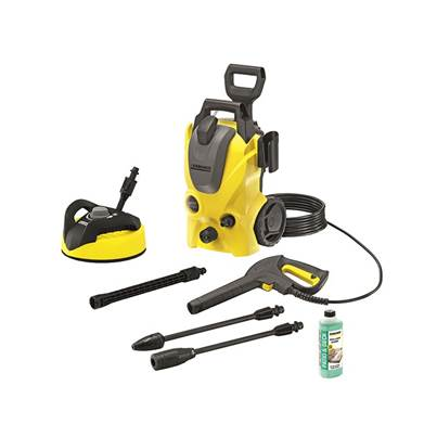 karcher pressure washers sprayers from karcher wagner spraytech ryobi. Black Bedroom Furniture Sets. Home Design Ideas