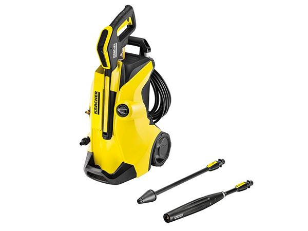 Karcher k4 full control pressure washer 130 bar 240v - Karcher k4 600 ...