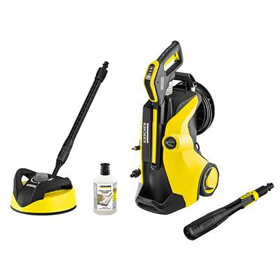 Karcher K5 Premium Full Control Home Pressure Washer 145 bar 240V