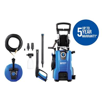 Kew Nilfisk Alto D140.4-9 DP X-TRA Pressure Washer & Home Plus Kit 140 bar 240V