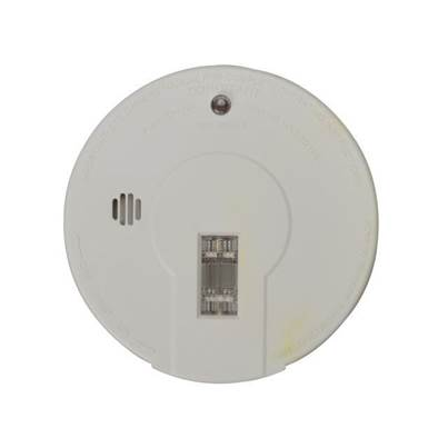 Kidde 9080-UK-C Premium General-Purpose Smoke Alarm With Light & Hush