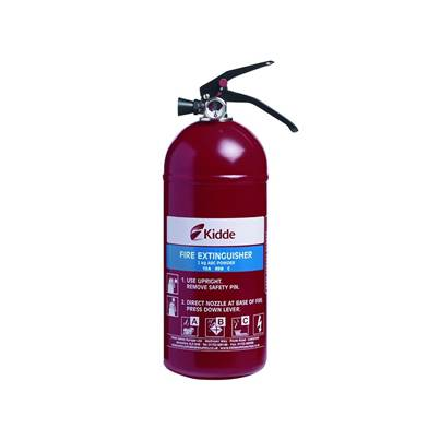 Kidde Fire Extinguisher Multi-Purpose 2.0kg ABC