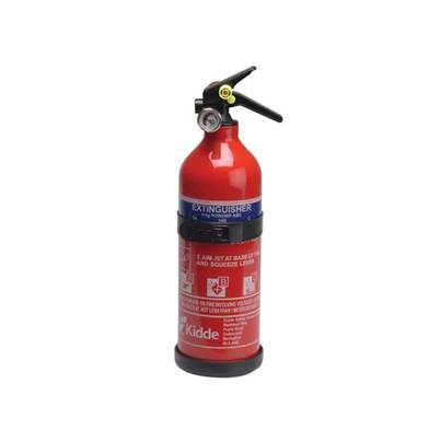 Kidde Fire Extinguisher Multi-Purpose 1.0kg ABC