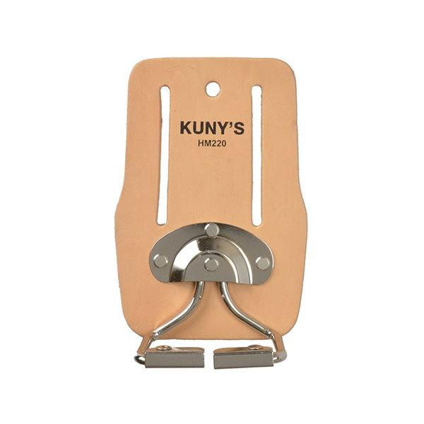 Image of Kuny's HM-220 Leather Snap in Hammer Holder