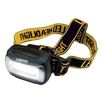 Lighthouse Wide Beam Headlight 120 Lumens