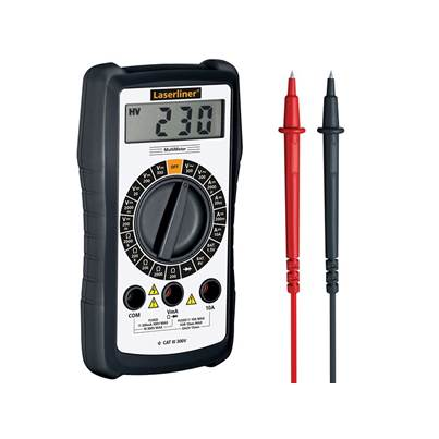 Laserliner Multi-Meter Digital - AC/DC Voltage Tester