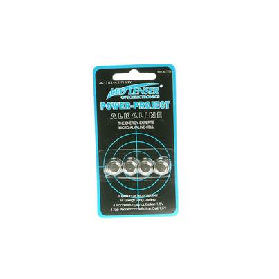 LED Lenser 7708 Alkaline Battery 1.5V (AG13) Pack of 4