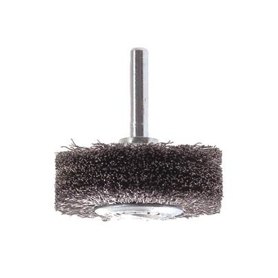 Lessmann Wheel Brush With Shank