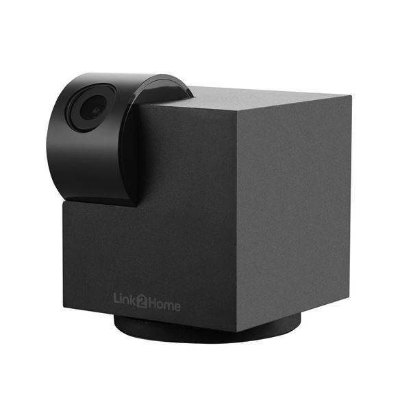 Link2Home Smart Square Pan & Tilt Indoor Camera