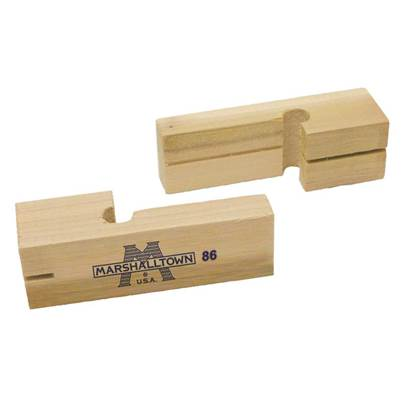Marshalltown 86 Hardwood Line Blocks (2)