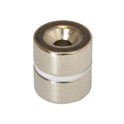 E-Magnets Countersunk Magnet 20mm