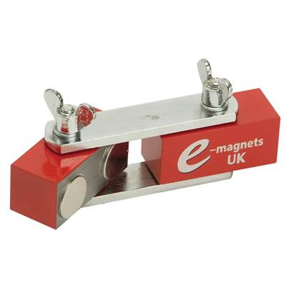 E-Magnets 920 Weld Clamp Magnet 128 x 25 x 57mm