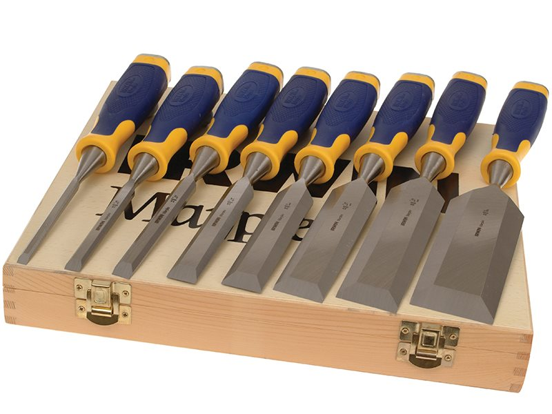 ProTouch Bevel Edge Chisel Set of 8
