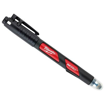 Milwaukee Hand Tools INKZALL™ Fine Point Marker with Stylus Black