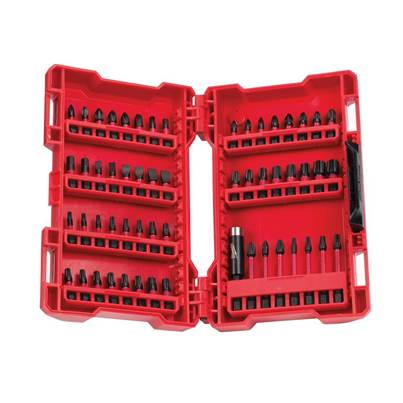 Milwaukee Power Tools SHOCKWAVE™ Drive Set, 56 Piece