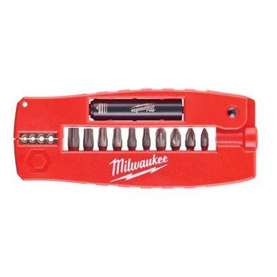 Milwaukee Power Tools SHOCKWAVE™ Customer Display V2 D Guide 12 Piece x 10 Packs