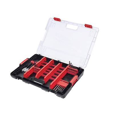 Milwaukee Power Tools Shockwave™ Impact Driver Bit Set 100 Piece