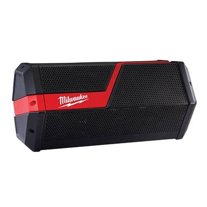 Milwaukee M12-18 JSSP-0 Jobsite Speaker 12/18V Bare Unit