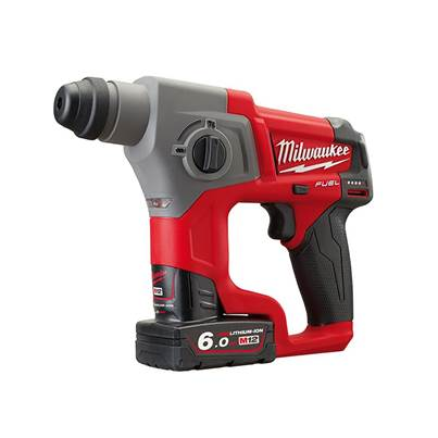 Milwaukee Power Tools M12 CH Fuel™ SDS Plus Brushless Hammer