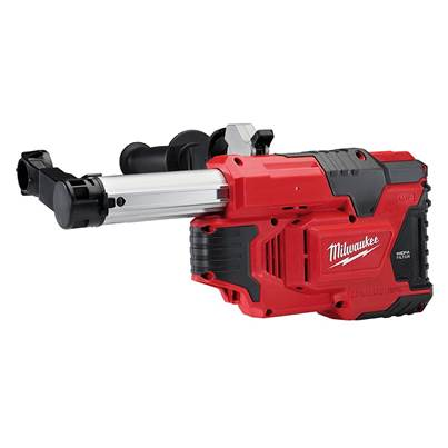 Milwaukee M12 DE-0 Universal Dust Extractor 12V Bare Unit