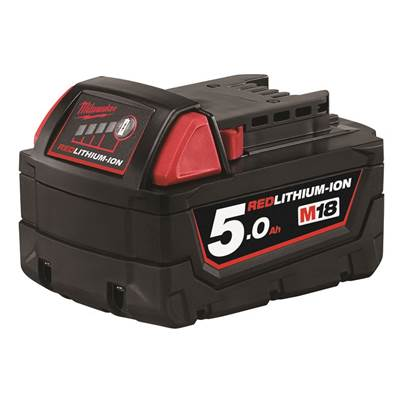 Milwaukee Power Tools M18 REDLITHIUM-ION™ Slide Battery Pack