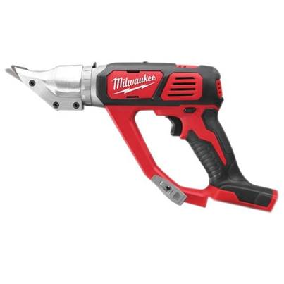 Milwaukee M18 BMS12-0 1.2mm Plate Shears 18 Volt Bare Unit
