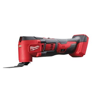 Milwaukee Power Tools M18 BMT-0 Multi-Tool 18V Bare Unit