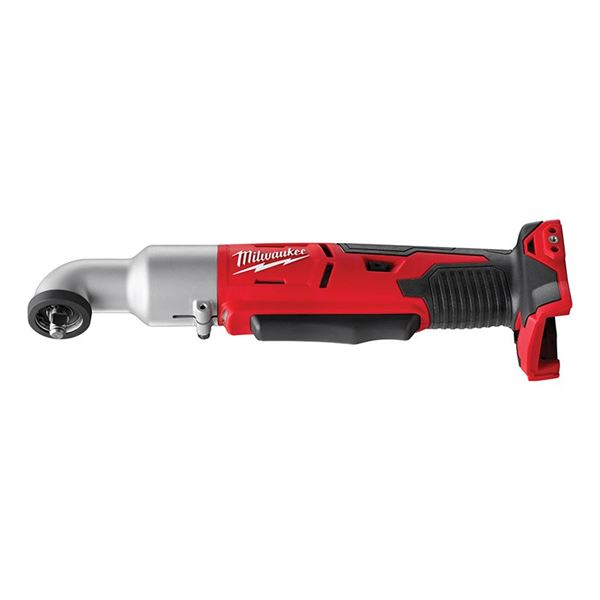 Image of Milwaukee Power Tools M18 BRAIW-0 Right Angle Impact Wrench 18V Bare Unit