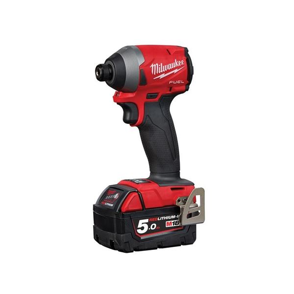Image of Milwaukee Power Tools M18 FID2-502X FUEL™ 1/4in Hex Impact Driver Kit