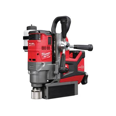 Milwaukee M18 FMDP-502C Fuel™ Magnetic Drilling Press 18 Volt 2 x 5.0Ah Li-Ion
