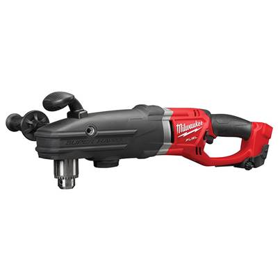 Milwaukee Power Tools M18 FRAD-0 FUEL™ SUPER HAWG® Right Angle Drill 18V Bare Unit