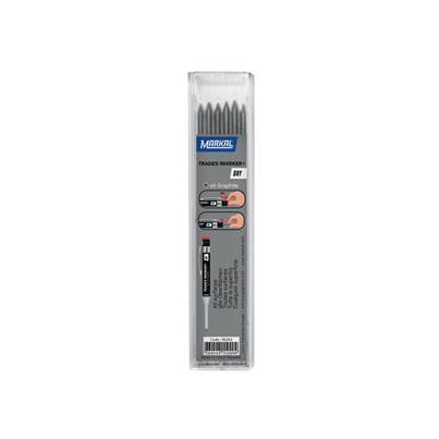 Markal TRADES-MARKER® DRY Graphite Refills (Pack of 6)