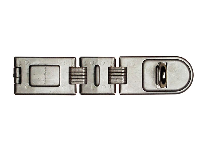 Wrought Steel Double Hinged Hasp 200mm