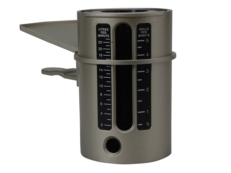 1515U Water Flow Weir Gauge